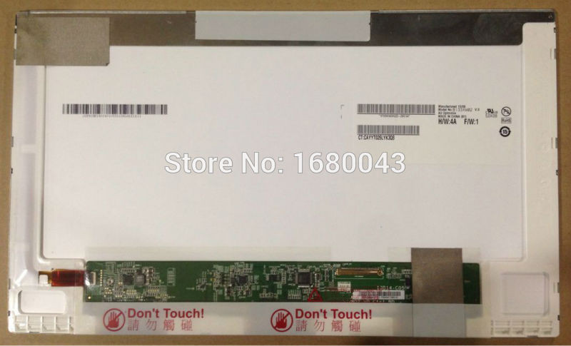 B133XW02 V.0 fit LP133WH1 TLB1 LP133WH1 TLA2 B133XW04 V.0 LTN133AT17 305 N133B6-L01 LED LCD Laptop Screen Panel 40PIN алмазный брусок extra fine 1200 mesh 9 micron dmt w6e