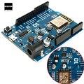 Лучший ОТА D1 WiFi ESP8266 Непосредственно С IDE Для Arduino UNO Совет По Развитию 68 х 53 х 13 мм 1A 5 В Новый Электрический Щит Модули