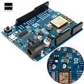 Melhor OTA D1 WiFi ESP8266 Diretamente Com IDE Para Arduino UNO Placa de Desenvolvimento 68x53x13mm 1A 5 V New Electric Módulos de Tabuleiro