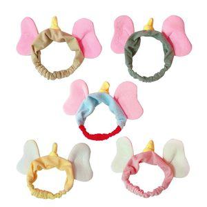 Cute Elephant Ears Elastic Hai