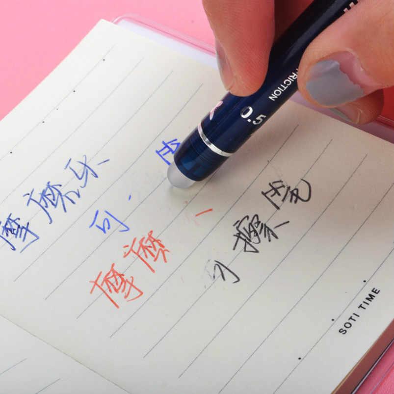 1 個 0.05 ミリメートル消去可能なペンカートリッジ販売ギフトブティック学生文具事務ペン筆記中学校