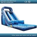 Гигантские надувные водные горки для взрослых для продажи надувной бассейн слайд дешевые коммерческого класса надувные водные горки