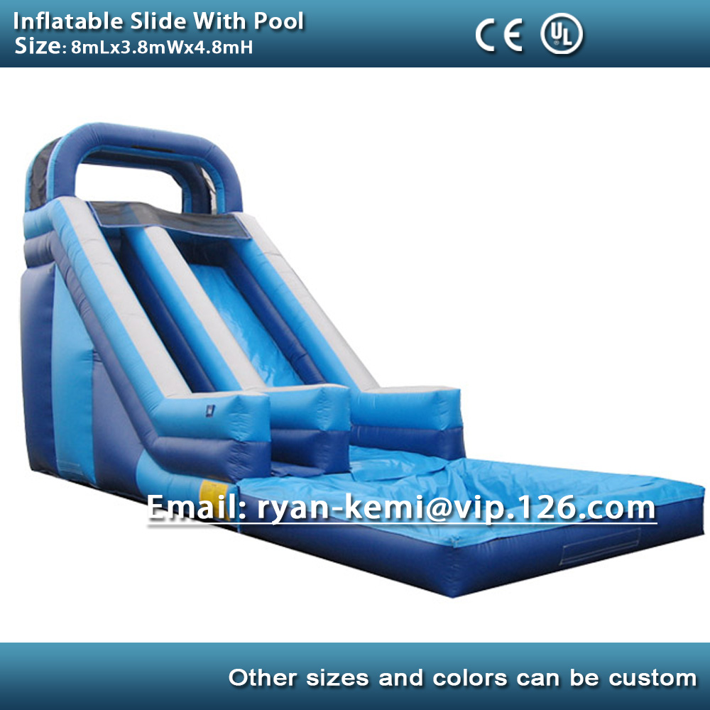 Online buy wholesale pool slides cheap from china pool for Best rated inflatable swimming pool