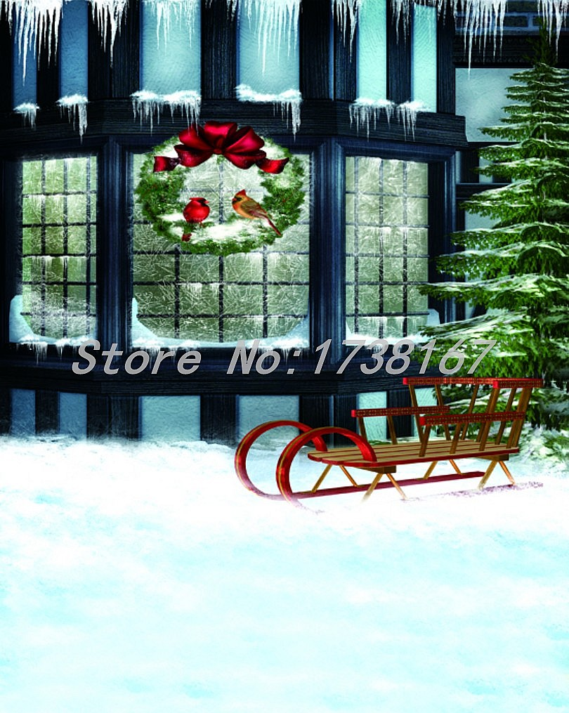 2015 New Newborn  Photography Background Christmas Vinyl  Backdrops 200cm *300cm Hot Sell Photo Studio Props Baby L862 2015 new 2mx3m warning sign on the beach digital backdrops muslin vinyl photography background