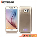 4200mAh Power Clip Battery Case for Samsung Galaxy S6 G920 G920F G920I G9200 External Mobile Phone Power Bank Backup Back Cover