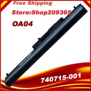 OA04 OA03 батарея для HP 240 245 250 255 G2 G3 740715-001 746458-421 CQ14 CQ15 746641-001 HSTNN-LB5S HSTNN-LB5Y