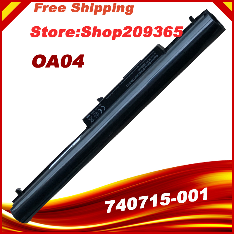 OA04 OA03 Battery for HP 240 245 250 255 G2 G3 740715-001 746458-421 CQ14 CQ15 746641-001 HSTNN-LB5S HSTNN-LB5Y(China)