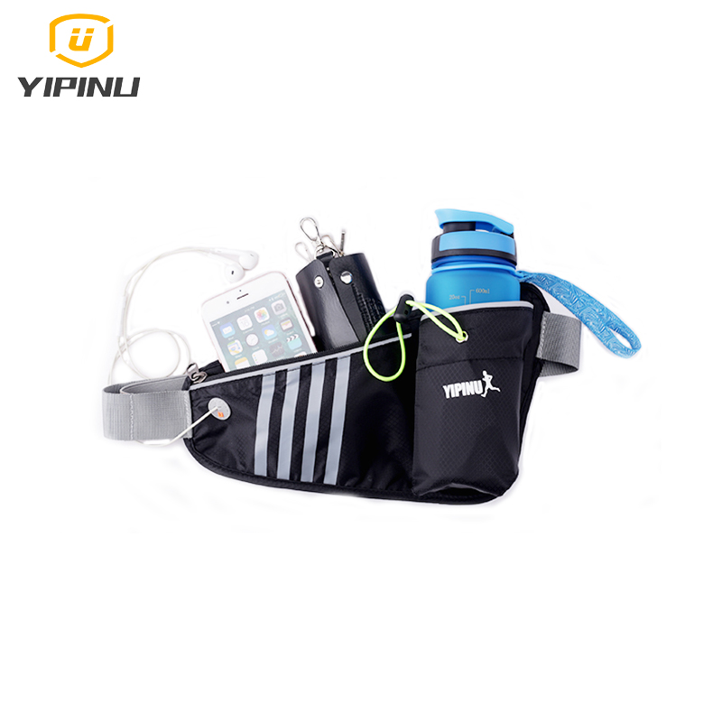 Yipinu Kettle Pockets Multifunction Mobile Phone Running Waist Bag Sports Waterproof Hiking Cycling Outdoor Shoulder Bags Belt ...