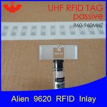 UHF RFID tag Alien 9620 инкрустация 915 МГц 900 МГц 868 МГц 860-960 МГц Higgs3 EPC Gen2 ISO18000-6c смарт-карта Пассивная RFID Метка