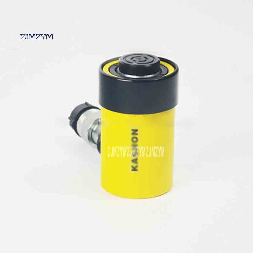 Single-acting Spring Return 25 Tons Hydraulic Cylinder Jack Hydraulic Hole Cylinder Jack RC-251 21-30T 700bar/10,000psi Hot Sale hot sale nbb15 30gm50 ws cylinder type