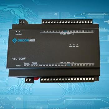 32AI Analog 0-20mA 0-10VADC Acquisition Modbus IO Module Modbus RTU Protocol
