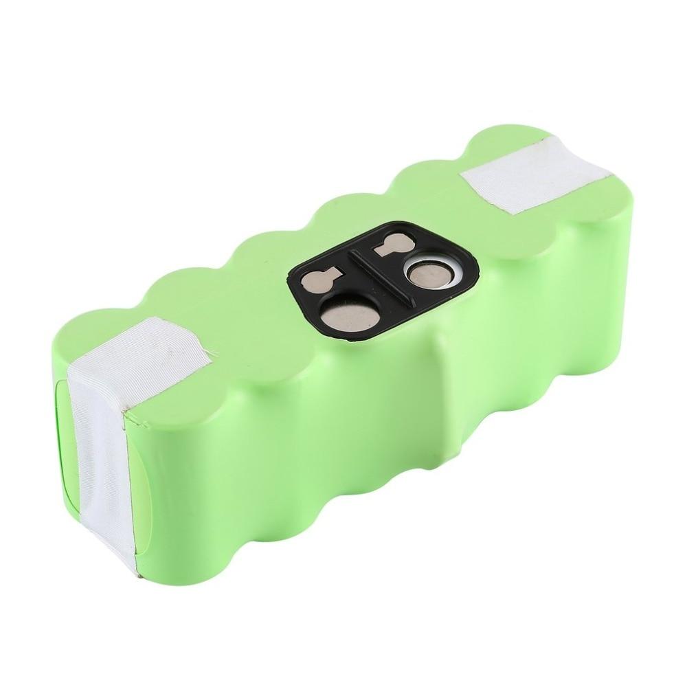 New High Quality 14.4V 5200mAh Battery Capacity NI-MH Battery for iRobot Roomba Vacuum Cleaner 500 600 700 800 Series цена