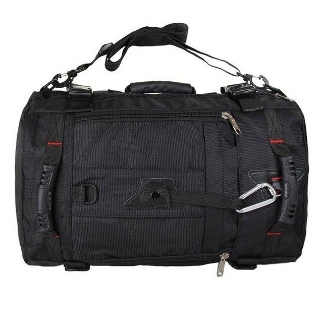 MAGIC UNION Men's Travel Bags Fashion Men Backpacks Men's Multi-purpose Travel Backpack Multifunction Shoulder Bag 5