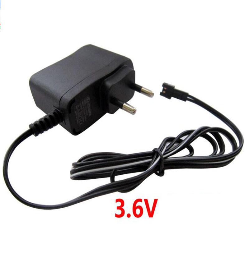 DC Power Adapter Toy Car Accessories 3.6 V charger SM Interface Plug