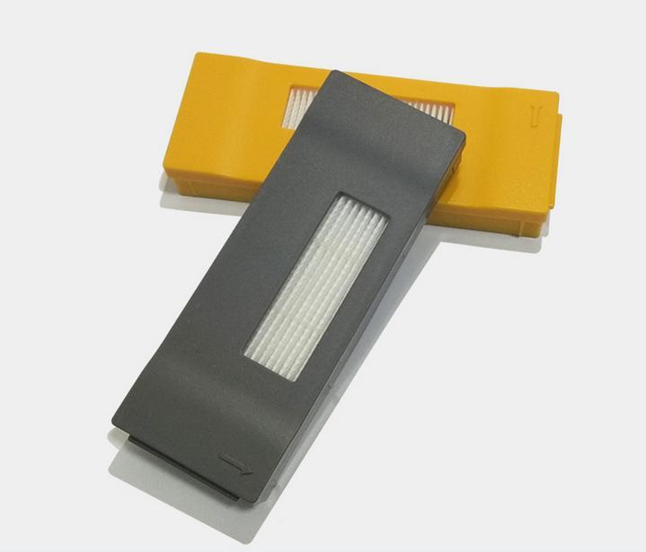 2 Dust Hepa Filter For Ecovacs Deebot deepoo DT85 DT85G DT83 DM81 DM85 accessroy replacement Parts