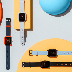 Image 3 - Huami Amazfit ביפ חכם שעון אנגלית גרסה Smartwatch נוער מהדורת ביפ IP68 GPS קצב לב 45 ימים המתנה