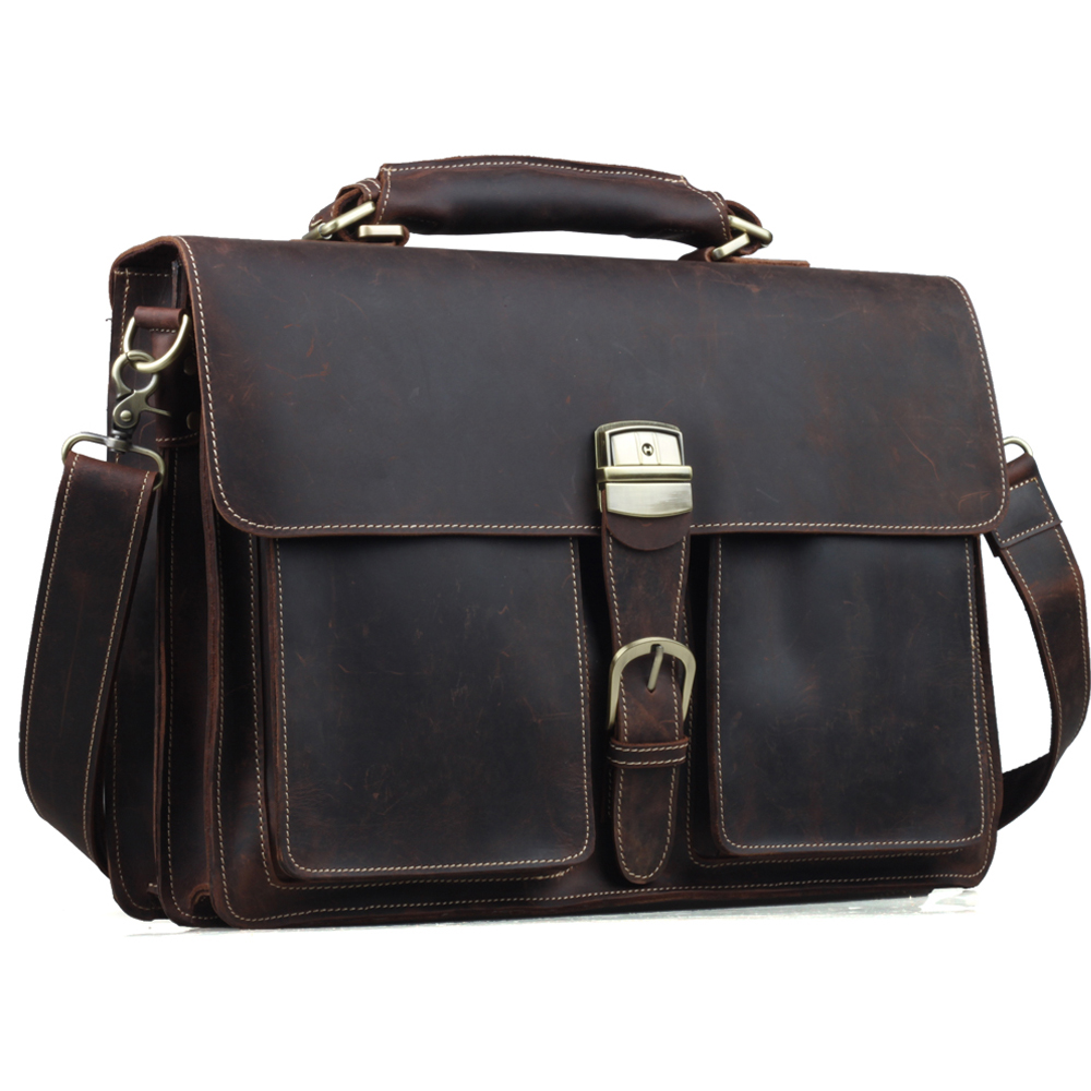 High Quality Wholesale leather office bags for men from China ...