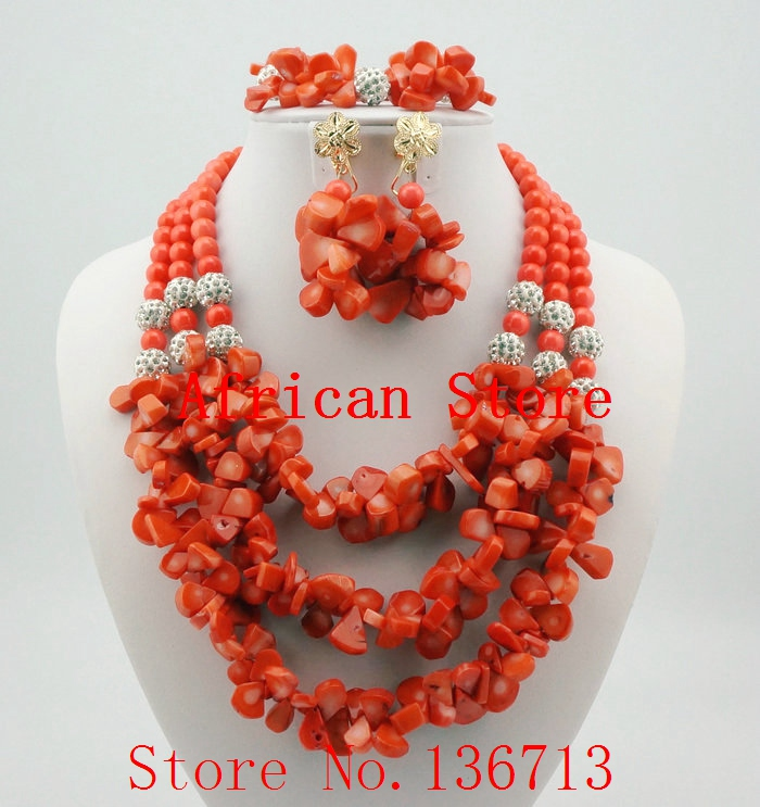 Green African Coral Beads Jewelry Sets Nigerian Wedding African Bridal Jewelry Set Free Shipping R706Green African Coral Beads Jewelry Sets Nigerian Wedding African Bridal Jewelry Set Free Shipping R706