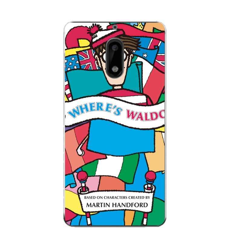 Кит Coque мягкий прозрачный TPU чехол для телефона для Nokia3 на возраст 5, 6, 8, N540 N640 N535 N830 Fundas оленями для мальчиков, начинающих ходить цветочным принтом динозавров и отделением для карт, бесплатная доставка