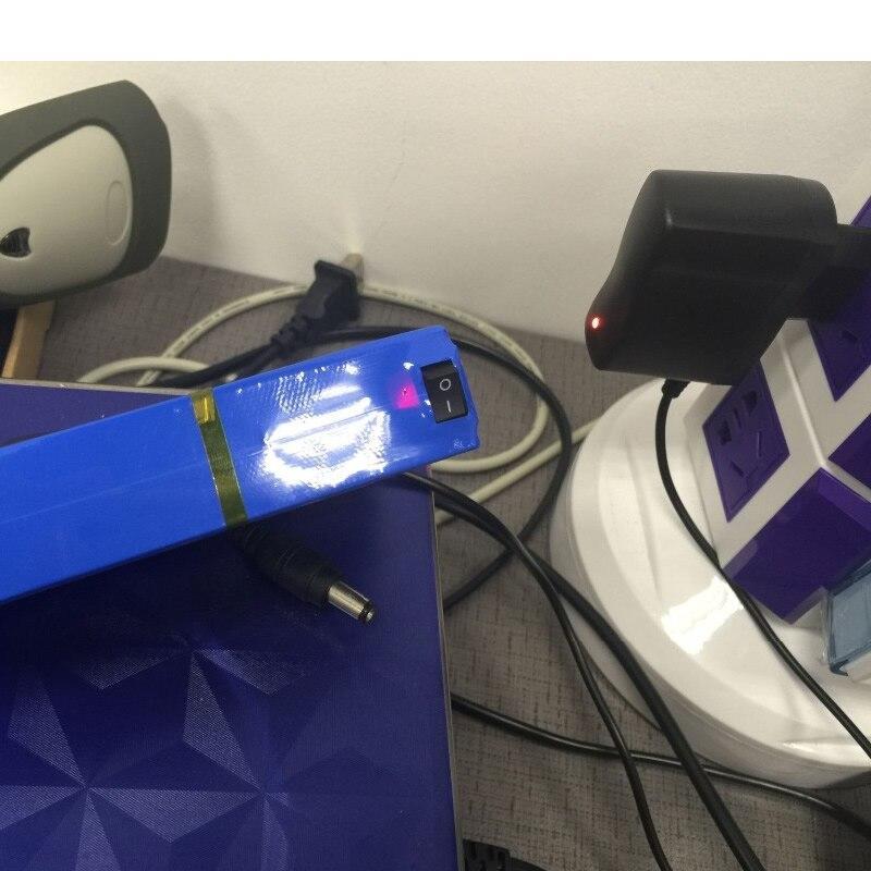 En gros gratuit shipping10pcs/lot DC 168 Super Portable Rechargeable Au Lithium ion Batterie UE/US Plug pour DC 12 V 1800 mAh-in Batteries rechargeables from Electronique    3