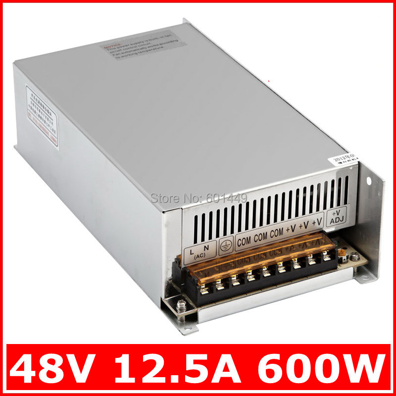 factory direct electrical equipment & supplies power supplies switching power supply s single output series scn 1000w 12v Factory direct> Electrical Equipment & Supplies> Power Supplies> Switching Power Supply> S single output series>SP-600W-48V