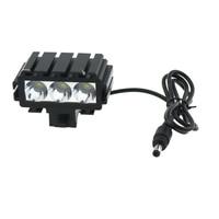 5000 Lumen 3L2 LED Bicycle bike Light With 3*Cree XM L2 5 Mode LED MTB Headlight Lamp with Power Indicator