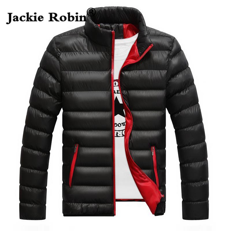 2018 New Arrival Jackets   Parka   Men Hot Sale Quality Autumn Winter Warm Outwear Brand Slim Mens Coats Casual