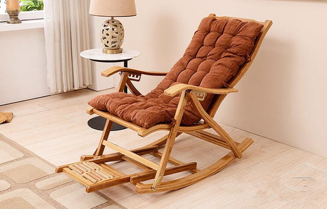 Rocking Chaise Balcony Recliner 6