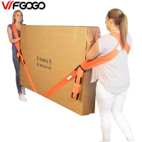 WFGOGO Move With Tool Furniture Accessories Refrigerator Belt Nylon Rope Load Line Shoulder Strap Move Artifact