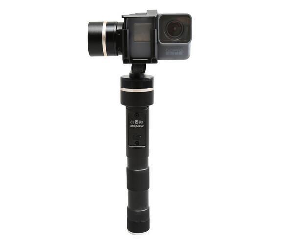 Feiyu Tech FY G4 update version for gopro 5 camera / FY-G4 QD 3 Axis gimbal for handheld gimbal feiyu G4-QD pk G5 gimbal instock alexmos 32bits controller dys magic handheld gimbal for gopro 3 3 4 pk feiyu g4 3 axle gimbal
