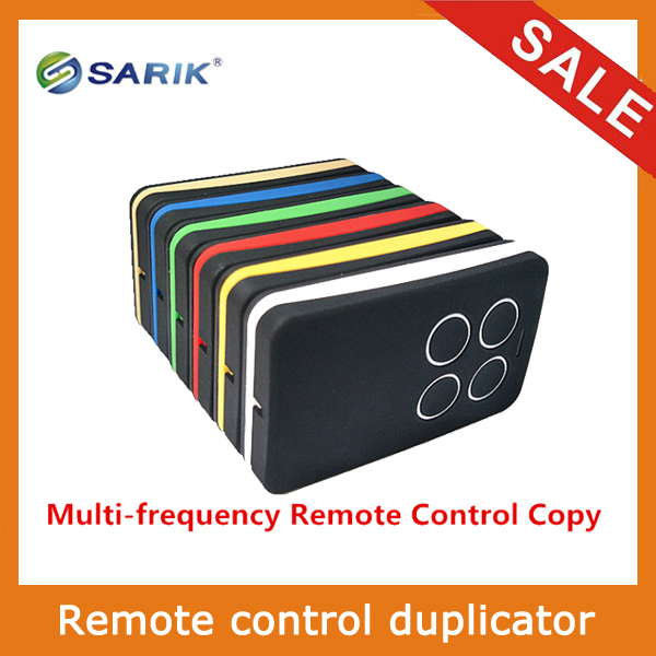 Auto Scan Frequency Multi Frequency 300 868mhz 4 Buttons Universal Rf Remote Controls