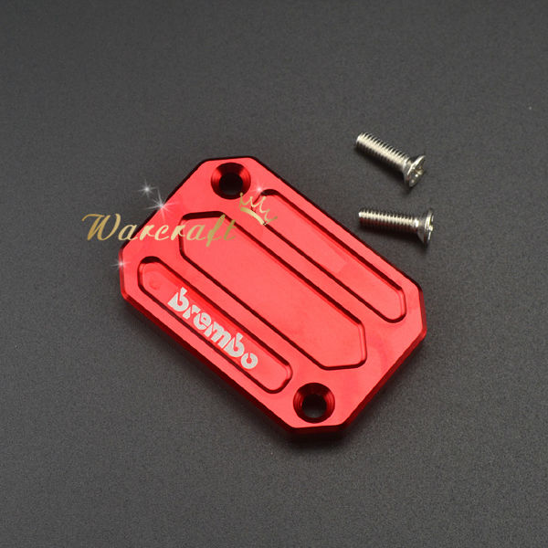 For YAMAHA YZF R125 YZF-R125 MT 125 MT-125 2014-2015 Red Motorcycle Front Brake Reservoir Cover Cap yamaha 125