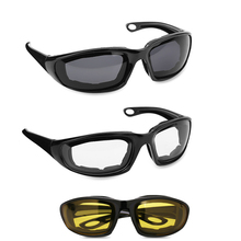 Windproof Motorcycle Goggles UV Protection Men Motor Glasses Biker Riding Airsoft Eye Protection