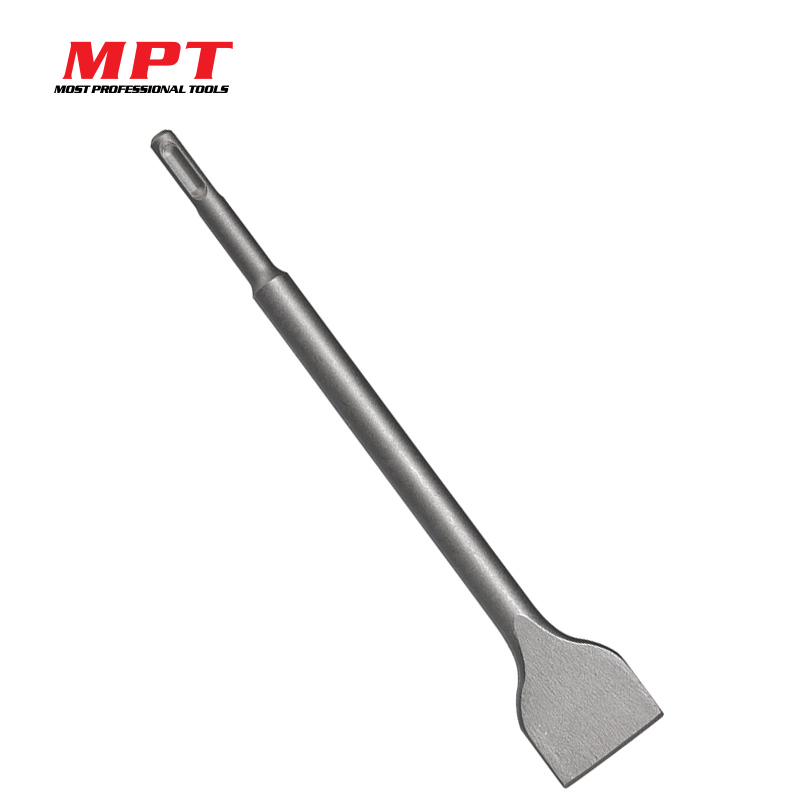 цена на MPT 1Pc Hole Tool SDS Plus Cold Chisel for Electric Hammer Masonry Tool Concrete and Brick Wall 32cm High Quality Cold Chisel