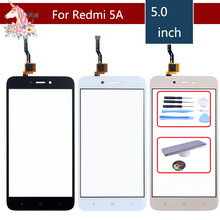 Original TouchScreen For Xiaomi Redmi 5A Redmi5A Touch Screen Digitizer Touch Panel Sensor Front Glass Replacement original new 10 1 touch for dns airtab m100qg tablet touch screen digitizer touch panel sensor glass replacement free shipping