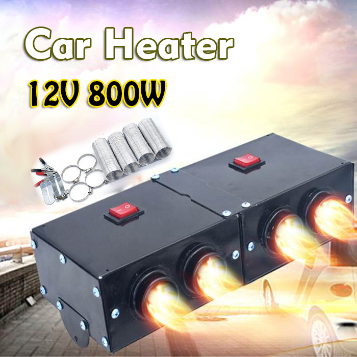 800W Universal Portable Car Heater Auto Van Heating Air Heater Compact Defroster Demister 12V Car Electrical Appliances800W Universal Portable Car Heater Auto Van Heating Air Heater Compact Defroster Demister 12V Car Electrical Appliances