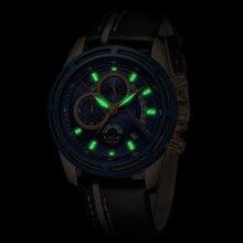 LIGE Men Watches Relojes Hombre LIGE9880