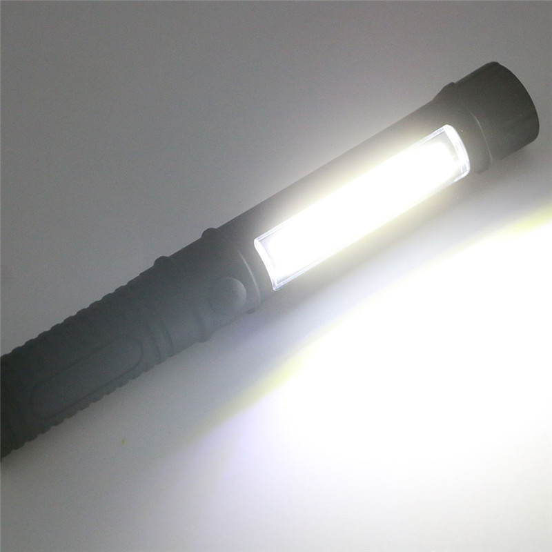 Portable-Mini-Light-Working-Inspection-light-COB-LED-Multifunction-Maintenance-flashlight-Hand-Torch-lamp-With-Magnet-AAA9