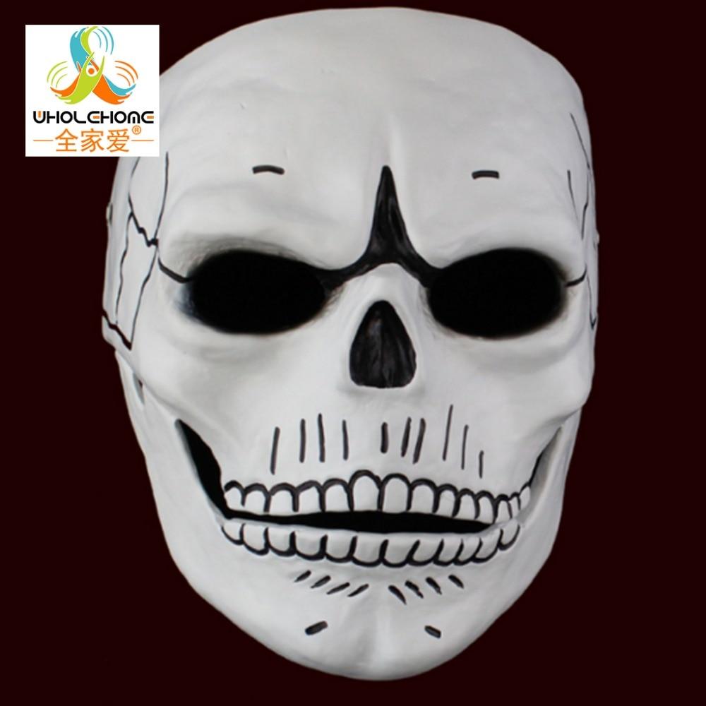 Face Paint Skeleton Teeth