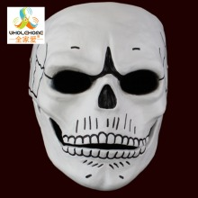 New Movie 007: Spectre Full Face JAMES BOND Mask GFRP Hand Painted Skull Skeleton Unisex Cosplay Props Party Halloween Carnival