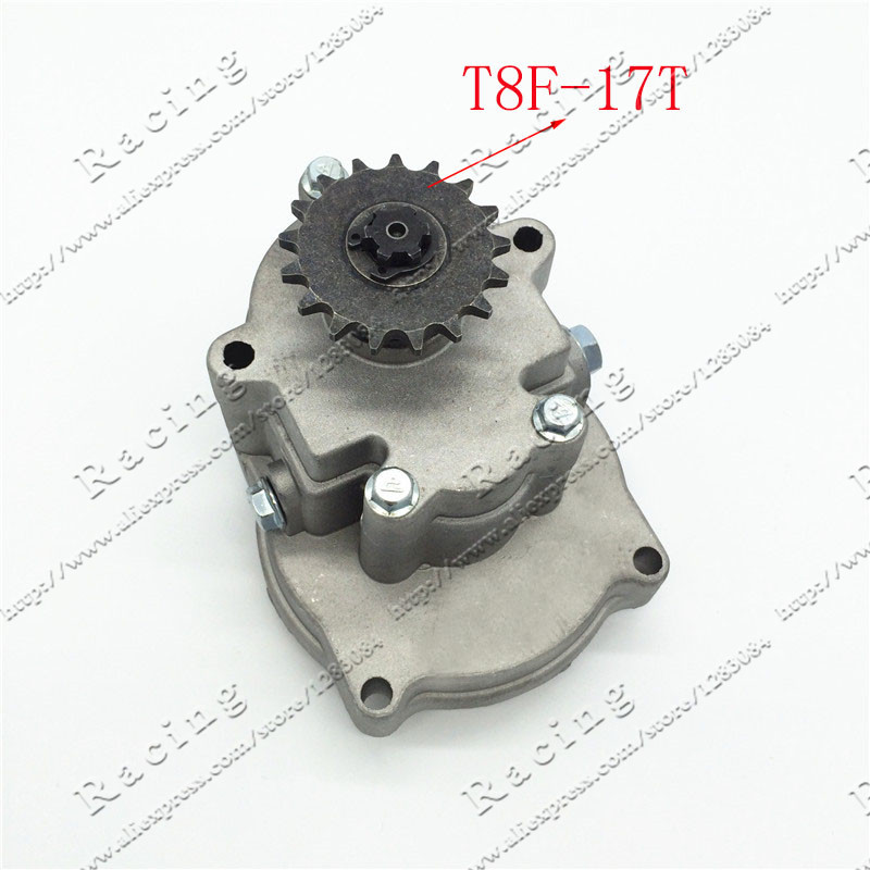 T8F 11T 14T 17T 20T Tooth Clutch Drum Gear Box Sprocket 33cc 43cc 49cc Ty Rod II Go Kart Mini Moto Dirt Bike Scooter Xtreme 49cc 2 stroke pocket mini dirt bike atv engine with gear box 14t t8f sprocket electric star version handle bar throttle cable