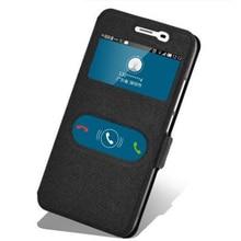 Luxury PU Leather Flip cover case for Micromax Canvas Unite 4 Pro Q465 Q 465 coq