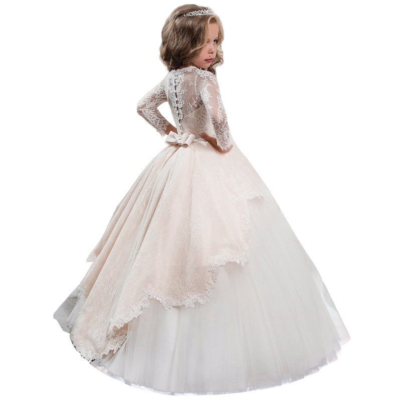 Aliexpress.com : Buy Girls Dress Elegant 2018 Summer