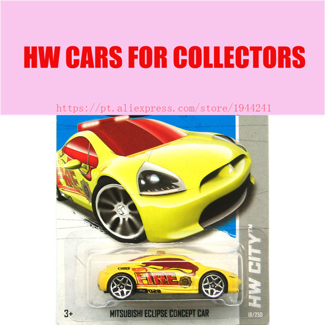 2013 New 1 64 Mitsubishi Eclipse Concept Car Models Metal Diecast