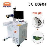 20W30W50W Factory Price Fiber Laser Marking Machine Metal Engraving Nameplate Mach Stainless Steel