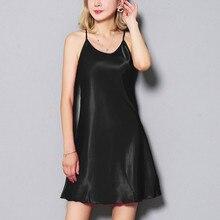 Women s Sexy Lingerie Nightgown Summer Dress Lace Night Dress Sleepwear Babydoll Nightie Satin Homewear Nightwear