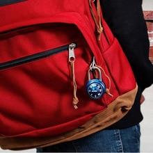 Portable Turntable Lock Gym School Health Club Combination Password Directional Padlock Locker  Dropshipping