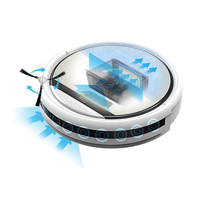 ILIFE V5 V50 Robot Vacuum Cleaner with Sweeping Dry 1000pa Remote control  wireless Random type Robot Aspirador 6