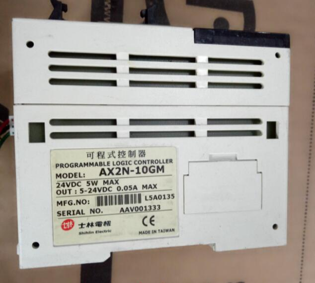 PLC AX2N-10GM , Used one , 90% appearance new , 3 months warranty , fastly shipping plc cpl9210a used one 90 % appearance new 3 months warranty fastly shipping