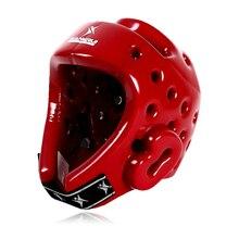 New Quality EVA Children Adult Taekwondo Helmet karate headgear safety professional MMA kick boxing head protector